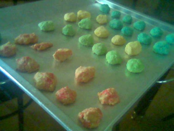 Energy Release Cookies