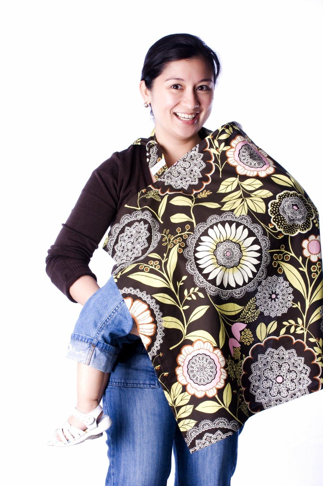 Win a Fabulous Nursing Cover from Nursingmom!