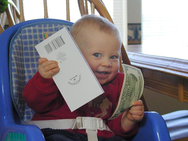 12 Ways to Teach Your Child About Money