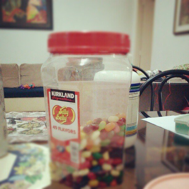 Jellybeans are among the yummiest and very effective Math manipulatives