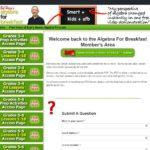 Review: Algebra for Breakfast